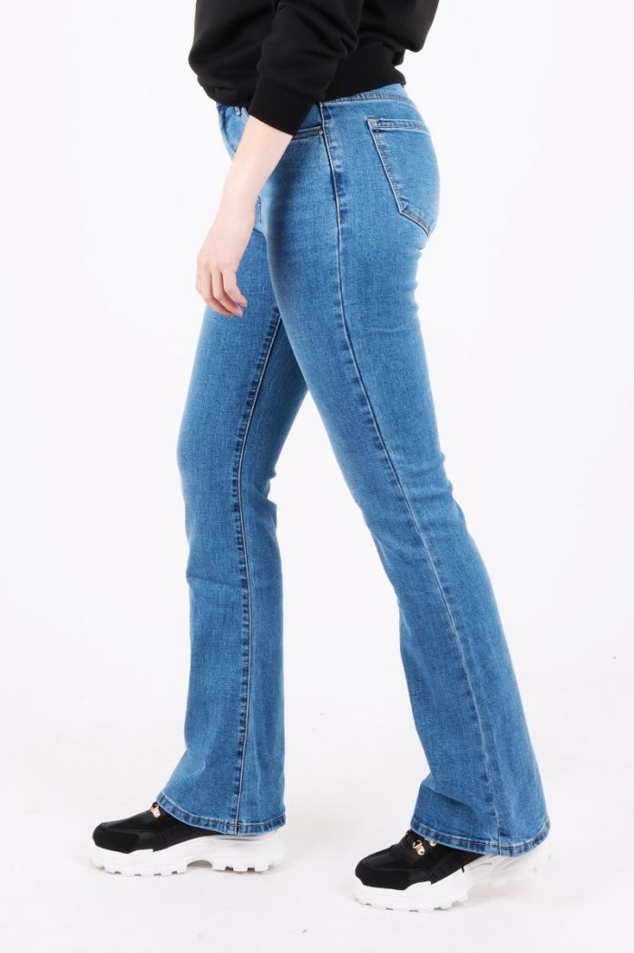 Flared jeans VS Miss blauw